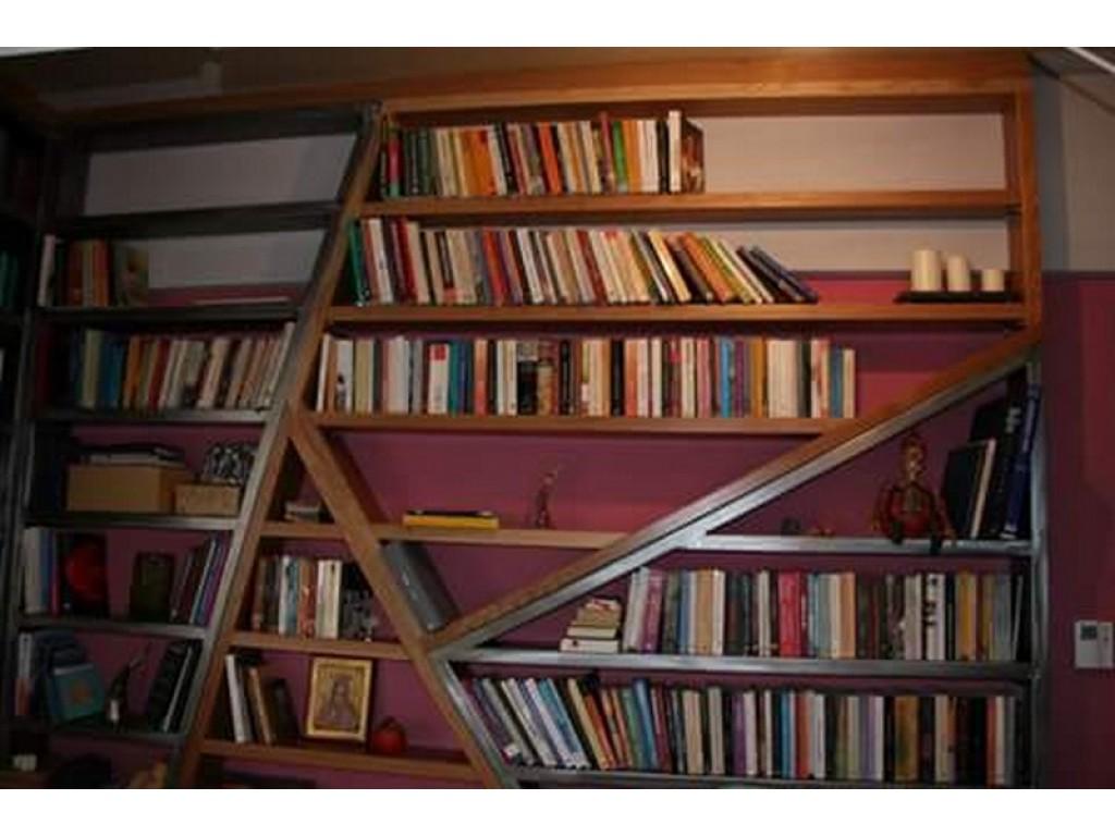 Βιβλιοθήκη με γραφείο ΕΙΔΙΚΕΣ ΚΑΤΑΣΚΕΥΕΣ